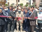افتتاح محطة تحلية مياه الريسه و5 ميادين مطورة بشمال سيناء .. فيديو وصور
