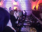 """وزيرة الثقافة تكرم الدفعة الأولى من مبادرة """"صنايعية مصر"""".. صور"""