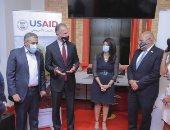 جون بارسا القائم بأعمال رئيس الوكالة الأمريكية للتنمية يزور مصر
