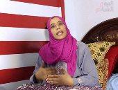 """""""عذبنى وقص شعرى"""" جيهان من الغربية تروى مأساتها مع زوجها.. صور"""