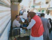 فحص 178 ألف مواطن ضمن حملة 100 مليون صحة لعلاج الأمراض المزمنة بالمنيا