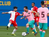 ميسى يحصد جائزة أفضل هدف مع برشلونة خلال سبتمبر الماضى.. فيديو