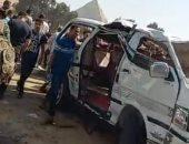 حبس سائق متهم بدهس شاب فى حادث تصادم بمدينة نصر 4 أيام