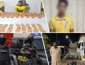 سقوط 8 عاطلين بحوزتهم أسلحة نارية ومخدرات فى حملة أمنية بأسوان