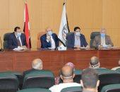 محافظ بنى سويف يعقد لقاء المواطنين المفتوح لمناقشة الحلول والبدائل الممكنة
