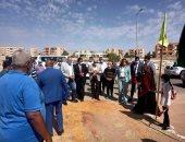 محافظ جنوب سيناء يفتتح مدرسة إعدادى وثانوى بنات بتكلفة 8 ملايين جنيه.. صور