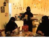 مواطنة سعودية تفتتح أول مطعم نسائى فى المملكة العربية السعودية.. فيديو وصور