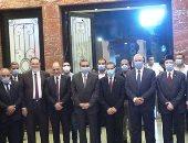 نائب رئيس جامعة طنطا يشارك فى الاحتفال بالعيد القومى لمحافظة الغربية