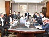 وزير الإسكان يستعرض المخطط العام واستعمالات الأراضى المُقترحة برشيد الجديدة