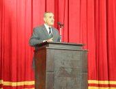 محافظ كفر الشيخ يستعرض المشروعات القومية خلال احتفالات أكتوبر.. صور