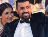 محمد سامى يحتفل بمرور 10 سنوات على زواجه من مى عمر: أنتٍ العالم بالنسبة ليا