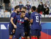 """البرتغال ضد فرنسا.. كانتى يحرز الهدف الأول للديوك بالدقيقة 54 """"فيديو"""""""