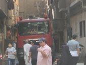 السيطرة على حريق بمخبز بلدى فى بنها بعد انفجار أسطوانة غاز.. صور