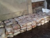 إعدام 11 طن أغذية فاسدة وغلق 26 منشأة غذائية وتحرير 97 محضرا بالشرقية.. صور