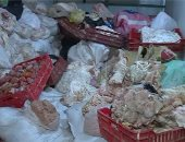 غلق 221 منشأة غير مرخصة بالإسكندرية وضبط 3300 كجم أغذية غير صالحة للاستهلاك