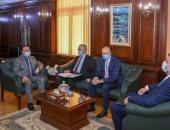 محافظ الإسكندرية يستقبل سفير روسيا الإتحادية والقنصل عام بالمحافظة