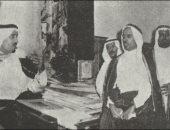 الملك سلمان بن عبد العزيز في صورة نادرة من 50 عاما.. اعرف التفاصيل