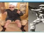 الشهيد الحي يكشف تفاصيل زيارة عبد الناصر له وكيف حارب في أكتوبر بيد وعين واحدة
