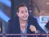 """حكيم يبدأ حفل ذكرى نصر أكتوبر بمدينة الجلالة بأغنية """"السلام عليكم"""""""