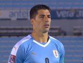 سواريز يفتتح أهداف تصفيات أمريكا الجنوبية لمونديال 2022 بشباك تشيلى