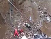 انهيار مبنى جنوب طهران والبحث عن 4 مفقودين تحت الأنقاض