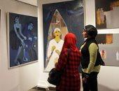 """جاليرى ضى يفتتح """"ثلاثة فى مرايا اللون"""" لـ 3 فنانين تشكيليين.. 2 يناير"""