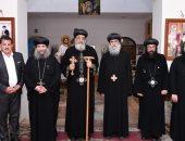 البابا تواضروس يشكل لجنة لبحث نقل سور دير أبو سيفين بسيدى كرير