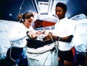 """""""لا تضع حدودا لنفسك"""".. قصة ماى جميسون أول امرأة سمراء تصعد إلى الفضاء"""