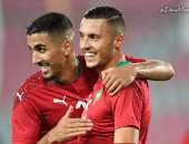 المغرب تقهر السنغال بثلاثية وديا بمشاركة بن شرقى.. فيديو