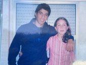 سواريز يحتفل بعيد زواجه الـ18 بصورة من الذكريات ورسالة رومانسية