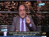 محمد الباز لأسامة هيكل: أنت لا تختلف عن القبيح محمد ناصر أو التافه معتز مطر