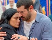 عمرو يوسف وصبا مبارك ثنائية فنية جديدة فى الدراما والسينما