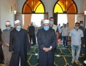 وزير الأوقاف يتجه لافتتاح مسجد الشهيد رقيب أول مصطفى أحمد مصطفى