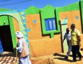 محافظ أسوان : تنفيذ 30 مشروع ورفع كفاءة وإعادة تأهيل 210 منزل
