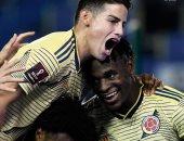 كولومبيا تضرب فنزويلا بثلاثية فى الشوط الأول بتصفيات مونديال 2022.. فيديو