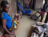 فيضانات تجتاح ولاية كوجى فى نيجيريا وتشريد آلاف المواطنين.. صور وفيديو