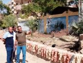 محافظ أسوان يكلف نائبة بمتابعة إحلال وتجديد خطوط مياه الشرب بنصر النوبة