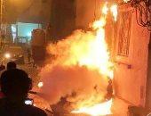 وفاة الحالة الخامسة فى حادث حريق مصنع لحوم الإسماعيلية متأثرًا بالإصابة
