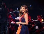 أنغام تحيى حفلاً فى افتتاح مهرجان الموسيقى الكلاسيكية 26 مارس.. صورة