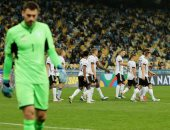 ألمانيا تكتفى بهدف فى شباك أوكرانيا بالشوط الأول بدورى الأمم الأوروبية.. فيديو