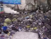 شركة النظافة بالإسكندرية تستجيب لشكوى انتشار القمامة بشارع شط النخيل