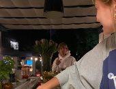 """جاستين بيبر وهايلى بالدوين يخطفان أنظار نجوم العالم بـ""""ليلة البيتزا"""".. اعرف القصة"""