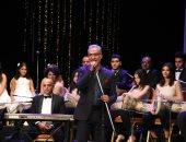 سعيد الأرتيست يشعل مسرح أوبرا الإسكندرية فى حفل كامل العدد.. صور