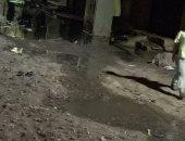 """القابضة للمياه تحل مشكلة شارع الهدى في بشتيل بالجيزة استجابة لـ""""سيبها علينا"""""""