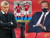 مانشستر يونايتد يستعد لإقالة سولشاير.. وبوتشيتينو فى قائمة الانتظار