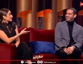 """أمينة خليل: السهر ينسينى ضغط الشغل وصداقتى بمحمد فراج من وقت """"شربات لوز"""""""