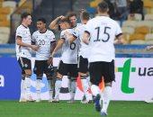 ألمانيا ضد سويسرا.. فيرنر وجنابري في هجوم الماكينات