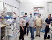محافظ الشرقية فى زيارة مفاجئة لديرب نجم ويتابع الخدمات الطبية بمستشفى الإبراهيمية
