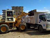 حملات مكثفة لأعمال النظافة والتجميل ورفع كفاءة الإنارة العامة بكفر الشيخ (صور)