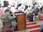 الإعلام المائى بوزارة الرى يدرب العلماء والخطباء بوزارة اﻷوقاف فى محافظة بورسعيد